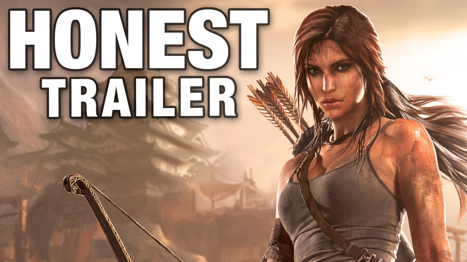 The Tomb Raider Franchise Gets The Honest Trailer Treatment