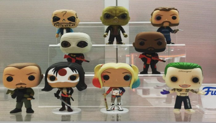 Funko Officially Reveals New Suicide Squad Pop Vinyl It S All The