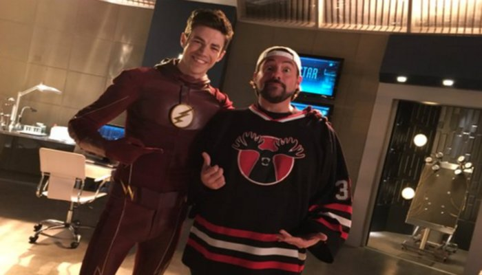 Kevin Smith Reveals He's Directing Episode 7 Of The Flash