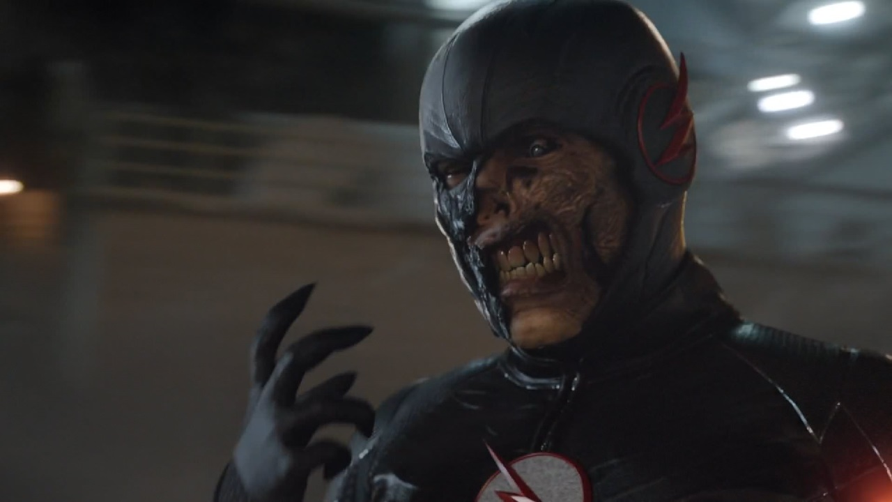 The Flash Producer Says He S Sure We Ll Be Seeing Black Flash In The Future It S All The Rage