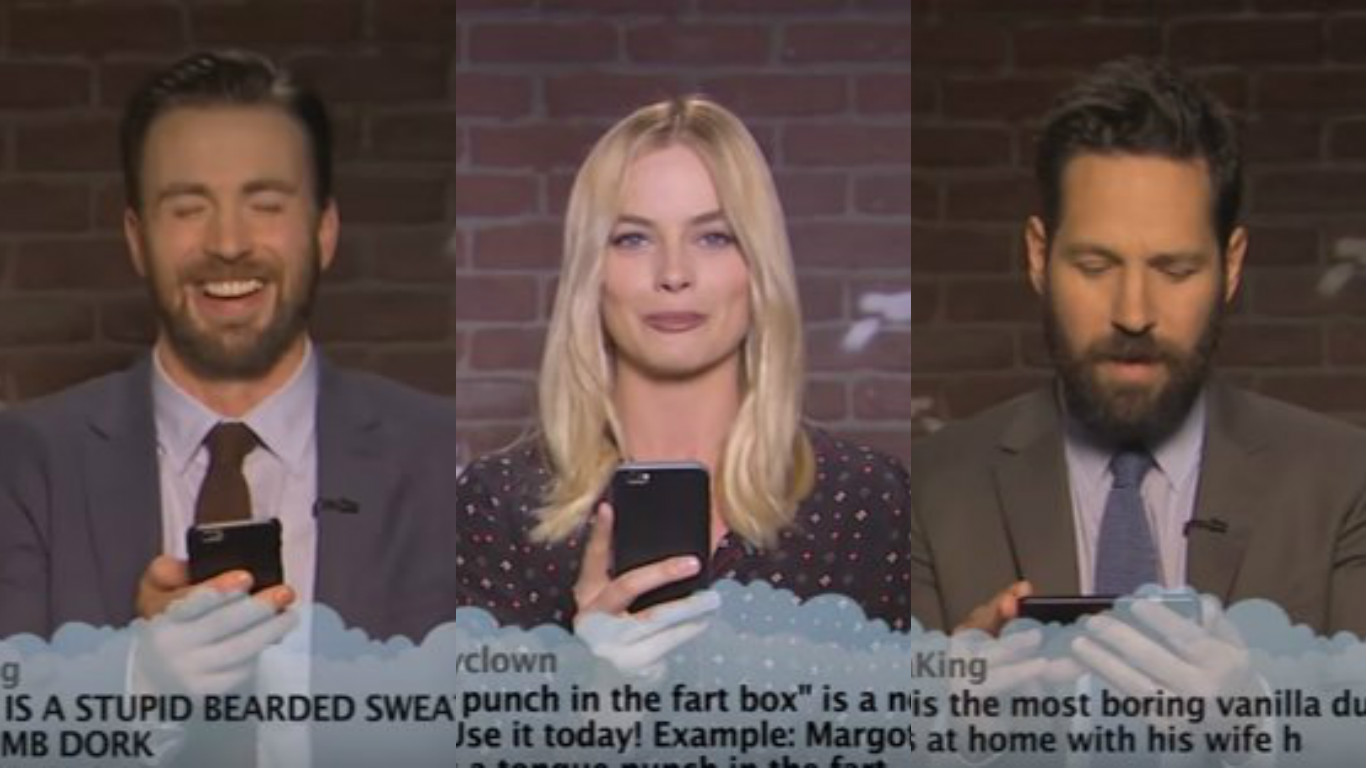 Mean Tweets Hip Hop Edition with 50 Cent, Lil Wayne ...