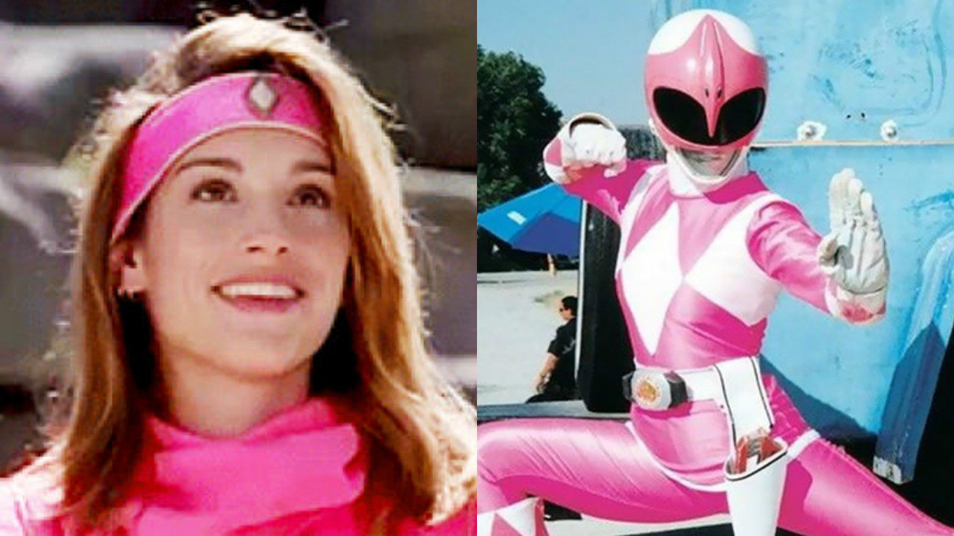 Remarkable, this Amy jo johnson power rangers there
