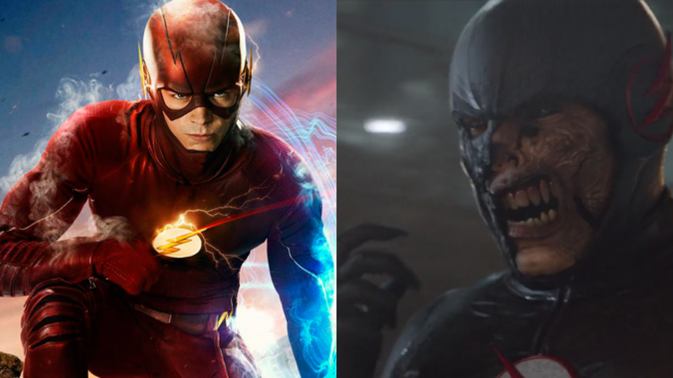 Black Flash Confirmed To Return For Multiple Dc Tv Shows On The Cw It S All The Rage