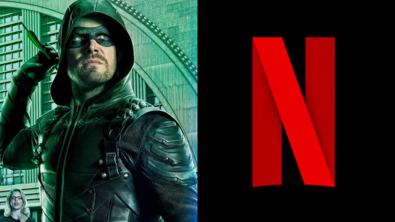 arrow staffel 4 netflix
