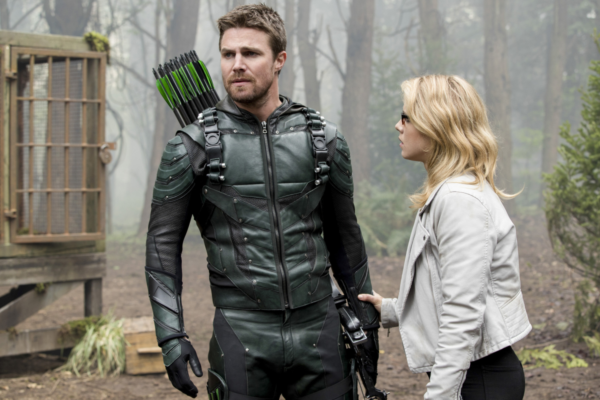 Arrow: The Internet Reacts To The Season 5 Finale