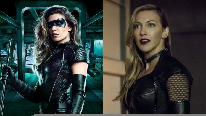 1a34ae956 Arrow Showrunner On How Black Siren Will React To Dinah Drake ...