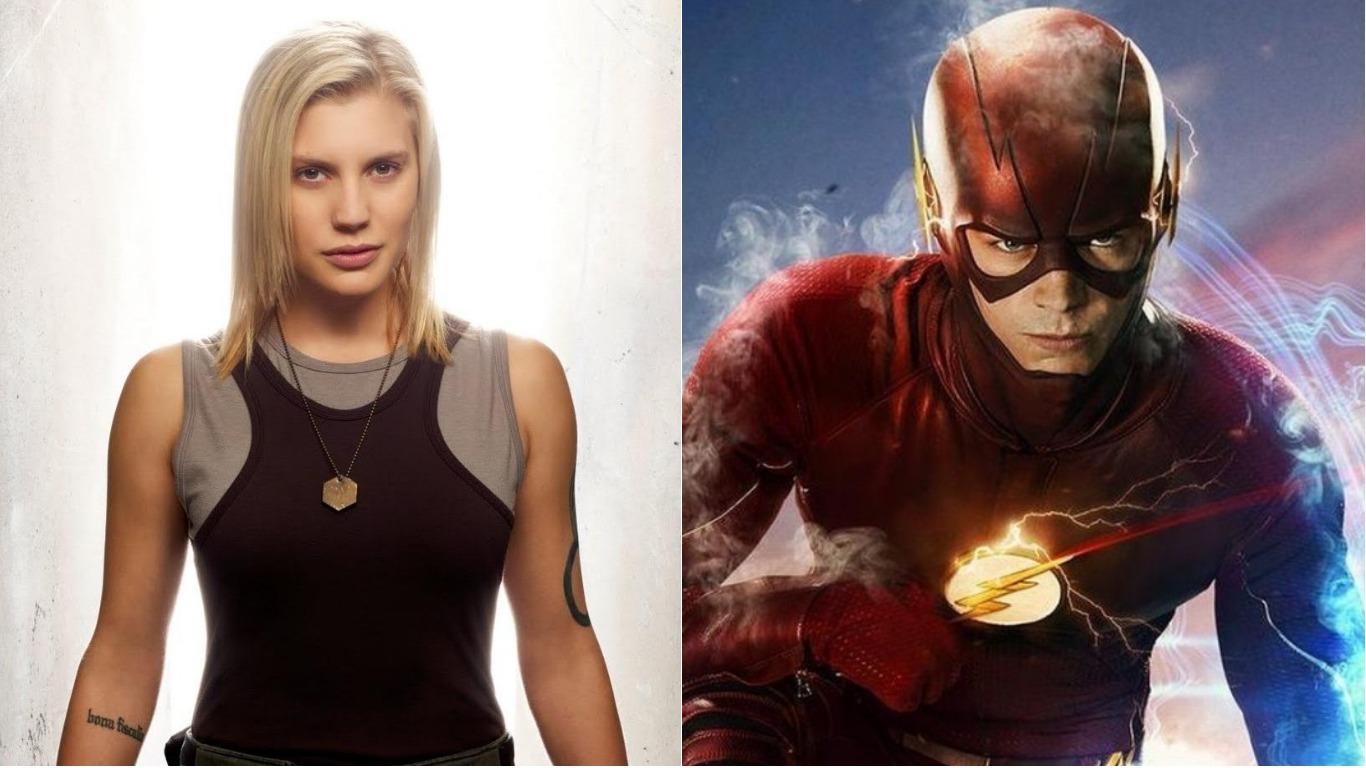 Katee Sackhoff Joins Cast Of The Flash Season 4, Arrow Star