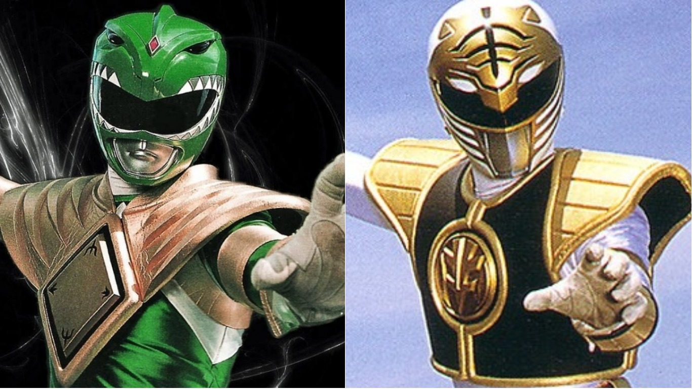 Why Power Rangers Brought The Green Ranger Back As The White Ranger