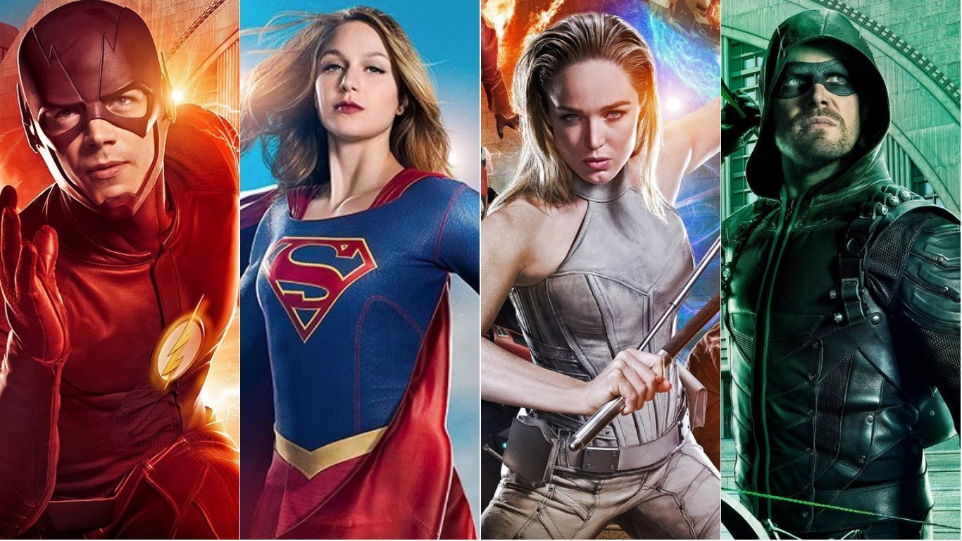 Last Year The Heroes Of Arrowverse Faced Off Against Dominators In Invasion Crossover Event And Crisis On Earth X Will Be Le