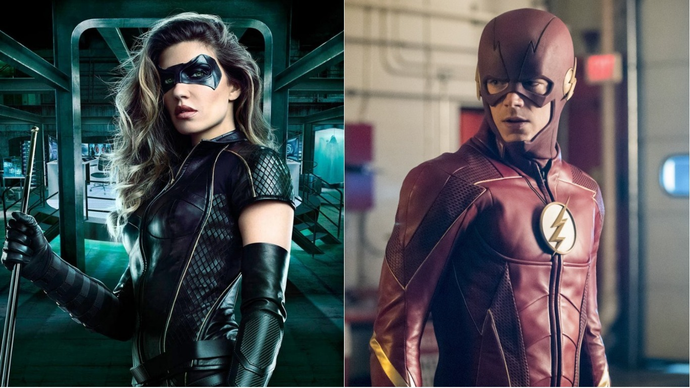Juliana Harkavy On How Black Canary Reacts To Meeting The Flash