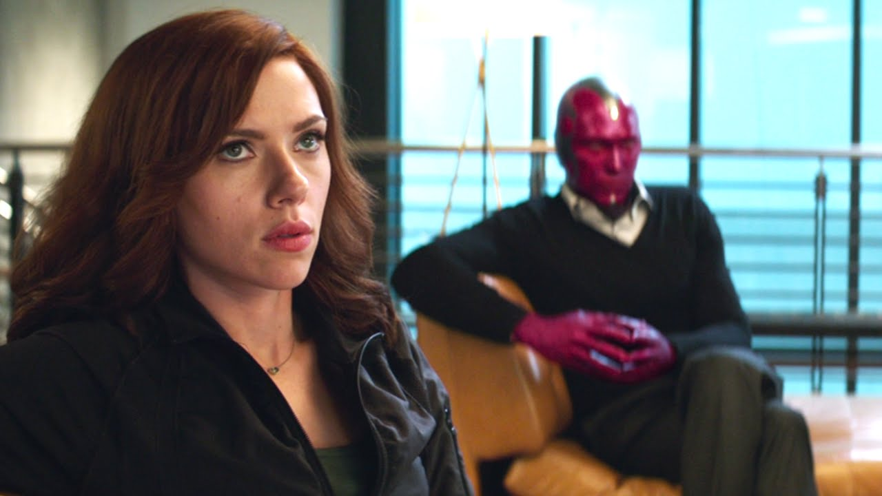 Avengers Argue Over The Right To Choose