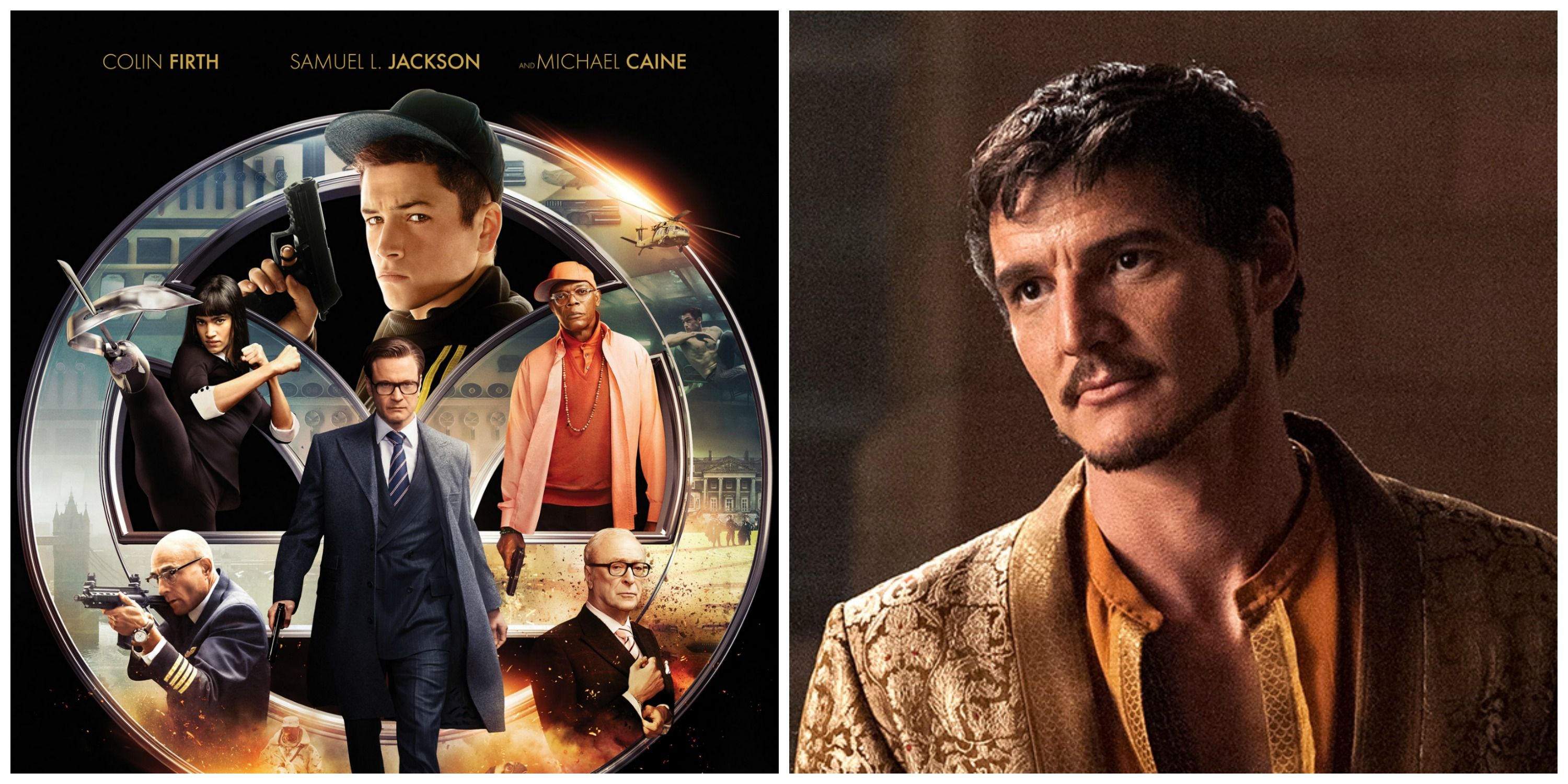 Pedro Pascal From 'Game Of Thrones' Cast In 'Kingsman: The