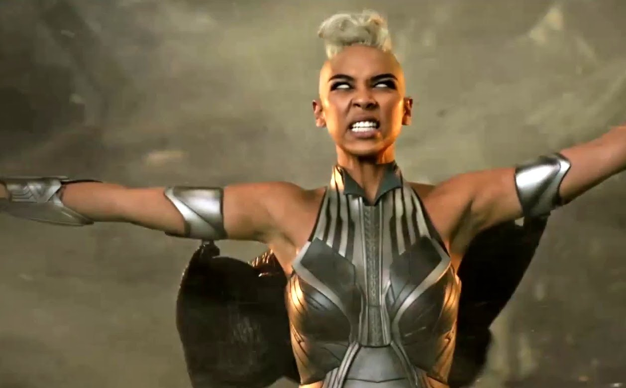 Storm Shows Off Her Powers In New Character Spot, New ...