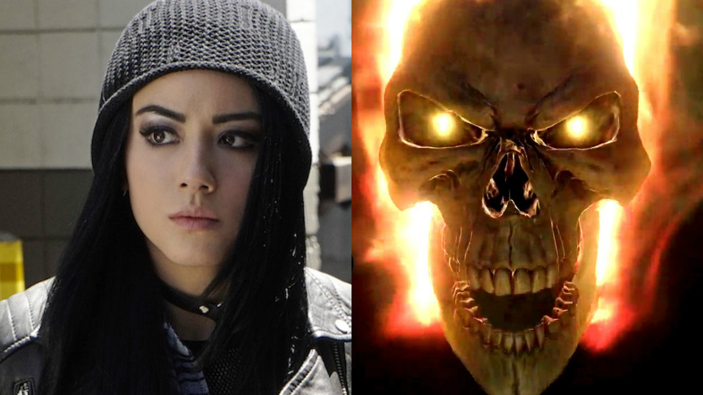 Chloe Bennet Talks Introducing Ghost Rider In Agents Of