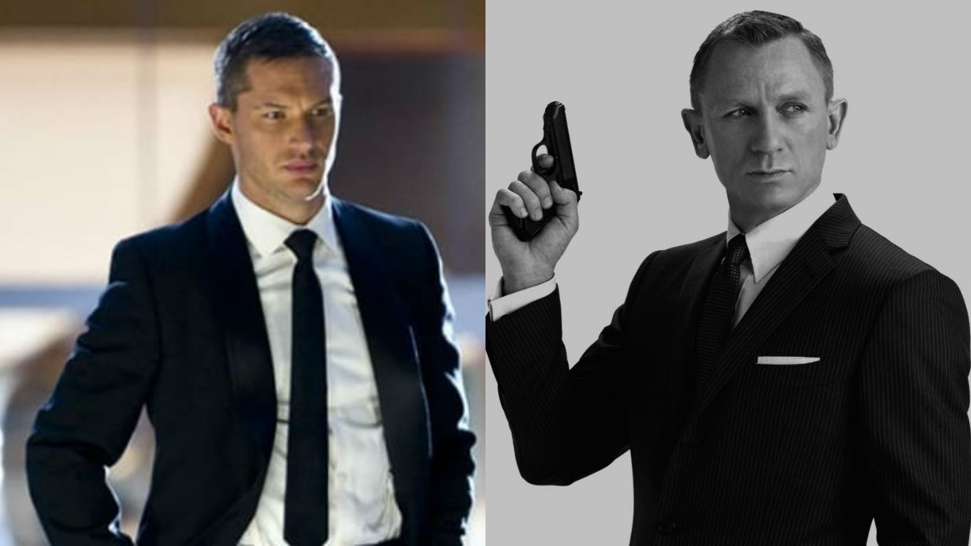 Tom Hardy On If He Wants To Play James Bond, Christopher Nolan Possibly  Directing - It's All The Rage