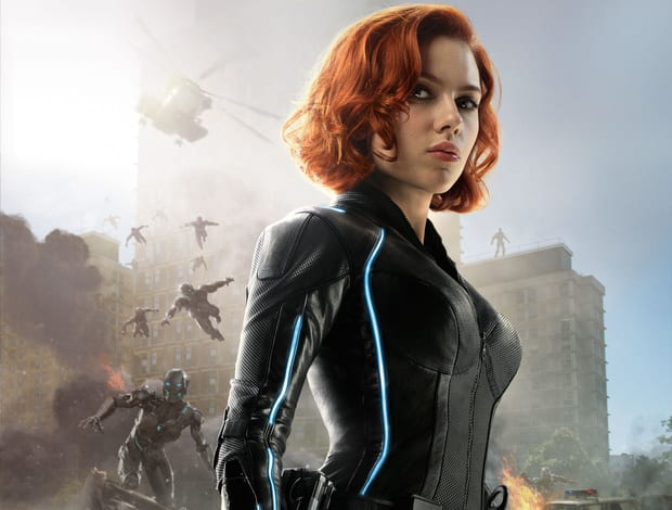 Black Widow Movie Coul...